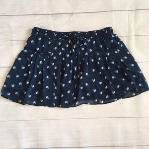 American Eagle Outfitters flowy mini skirt xs